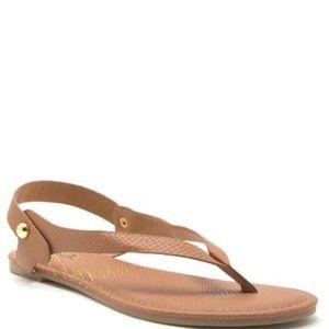 Shoes - New Camel Sandals